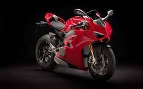Picture Lights, Ducati, 2018, Panigale, Sportbike, V4 S, Ducati Panigale V4 S