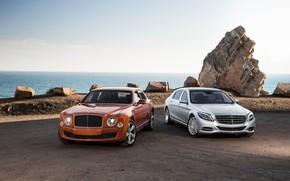 Picture Bentley, Maybach, Luxury, W222, Mulsanne