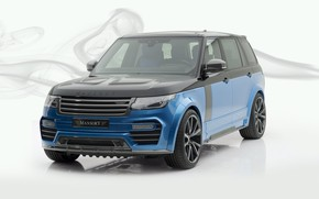 Picture Land Rover, Range Rover, Mansory, 2019