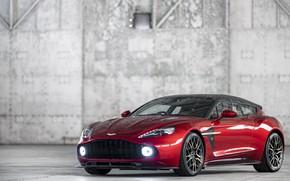 Picture Aston Martin, 2018, Vanquish, Zagato Shooting Brake