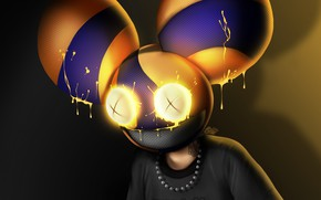 Picture DJ, Deadmau5, EDM, DJ, fan artwork