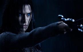 Picture Look, Rain, Sword, Actress, Movie, Brunette, Rhona Mitra, Mail, The film, Brunette, Rain, Vampire, Vampire, …