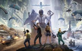 Picture 2020, PlayerUnknown's Battlegrounds, PUBG Corporation, Pubg Mobile