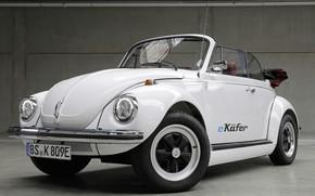 Picture Volkswagen, Elektrik Kar, Volkswagen e-beetle
