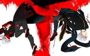 Picture weapons, mask, guy, Fate stay night, Fate / Stay Night