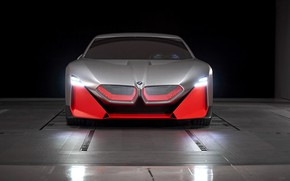 Picture light, coupe, BMW, before, 2019, Vision M NEXT Concept