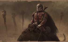 Picture Star Wars, Style, Weapons, Art, The film, Star Wars, Character, Character, Digital 2D, Comic Art, …