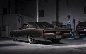 Picture Dodge, Evolution, Ass, Carbon, Charger, Dodge Charger, Custom, Garage, Speedkore