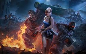 Picture Resident Evil, Resident Evil 3, Resident Evil 3 Nemesis, Resident Evil 3 (2020)