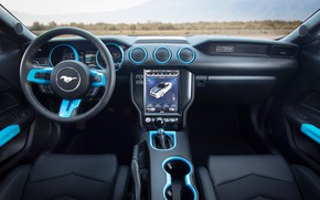 Picture Concept, Mustang, Ford, salon, Lithium, 2019, SEMA 2019