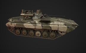 Picture Russia, BMP-2M Berezhok, Modernization of the BMP-2