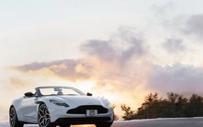 Picture sunset, Aston Martin, Volante, DB11, 2019