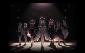Picture Anime, Vocaloid, Characters