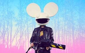 Picture DJ, Deadmau5, EDM, DJ