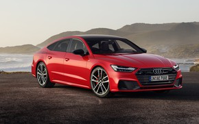 Picture Audi, Sportback, TFSI, S line, 2019, A7