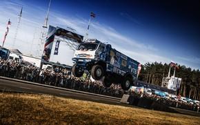 Picture Auto, Sport, Machine, Truck, Master, Russia, 500, Kamaz, Rally, Dakar, KAMAZ-master, Rally, KAMAZ, Best, RedBull, …