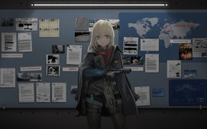 Picture weapons, photos, Girls Frontline, Girls front