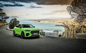 Picture the city, Audi, Bay, crossover, Sportback, 2020, RS Q3