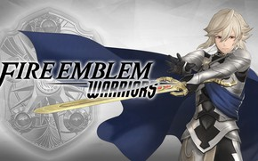 Picture the game, sword, knight, Fire Emblem