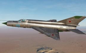 Picture Interceptor, KB MiG, MiG-21bis, Frontline fighter