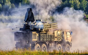 Picture Pantsir-S1, Zrpk, anti-aircraft missile and gun complex