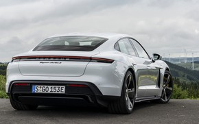 Picture Porsche, feed, Turbo S, 2020, Taycan