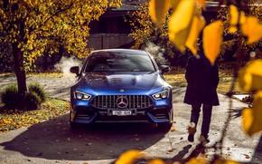 Picture Mercedes, 4MATIC, 2019, AMG GT 63 S, 4 Door