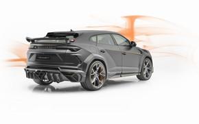 Picture Lamborghini, rear view, crossover, Mansory, Urus, 2019, Game