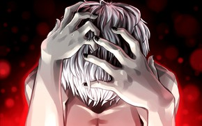 Picture hands, Tokyo Ghoul, Tokyo Ghoul, The Kaneko Ken
