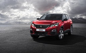 Picture Peugeot, crossover, Allure, 2016, 3008