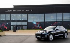 Picture Aston, Martin, 2020, Aston Martin DBX