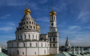 Picture Russia, Istra, The Voskresensky new Jerusalem monastery