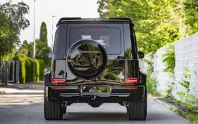 Picture Mercedes-Benz, SUV, back, G-Class, Lumma Design, 2019, CLR G770