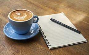 Picture Style, handle, mug, Notepad