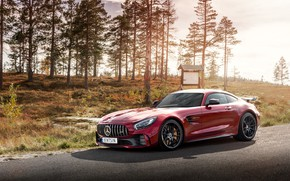 Picture Mercedes-Benz, AMG, GT R, 2019, by Håkon Sataøen