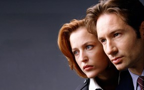 Picture the series, The X-Files, Classified material, Dana, Скалли