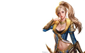Picture the game, fantasy, art, character, jungmin jin /dospi, TERA M