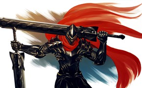 Picture sword, Overlord, knight, The Lord