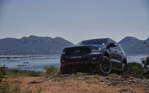 Picture Ford, SUV, Sport, Everest, 4WD, 2021