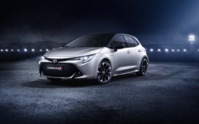 Picture Toyota, hatchback, Corolla, 2019, GR Sport