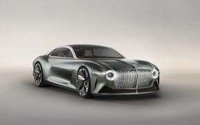 Picture Concept, Bentley, 2019, EXP 100 GT