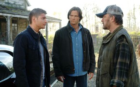 Picture the series, Dean, Supernatural, Supernatural, Sam, Bobby