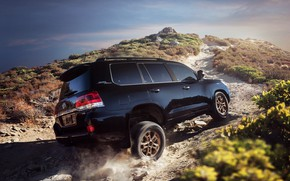 Picture SUV, Toyota, 200, Land Cruiser, Heritage Edition, 2019