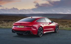 Picture Audi, body, RS 7, 2020, Sportback, UK version, RS7 Sportback