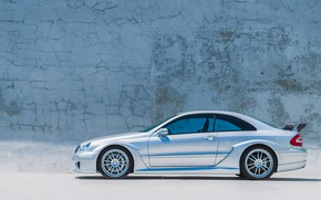 Picture Coupe, Kit, Sports car, Wing, 2005 Mercedes CLK DTM