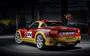 Picture rally, Rally, Fiat, Fiat, Abarth, 124