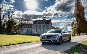 Picture Renault, 2018, Talisman, Worldwide, S-Edition, L2M