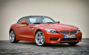 Picture BMW, Roadster, 2013, E89, BMW Z4, Z4, convertible top, sDrive35is