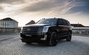 Picture Black Edition, Cadillac Escalade, Geiger Cars Cadillac Escalade Black Edition, Geiger Cars