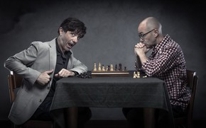 Picture people, the game, chess